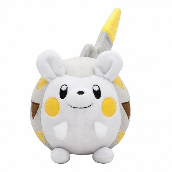 Togedemaru Large Pokemon Plush, approximately 8