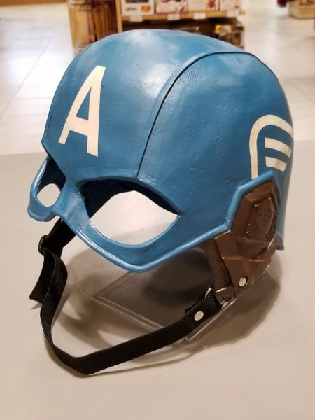 Captain America Resin Mask