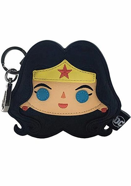 Wonder Woman Zipper Coin Pouch by Loungefly