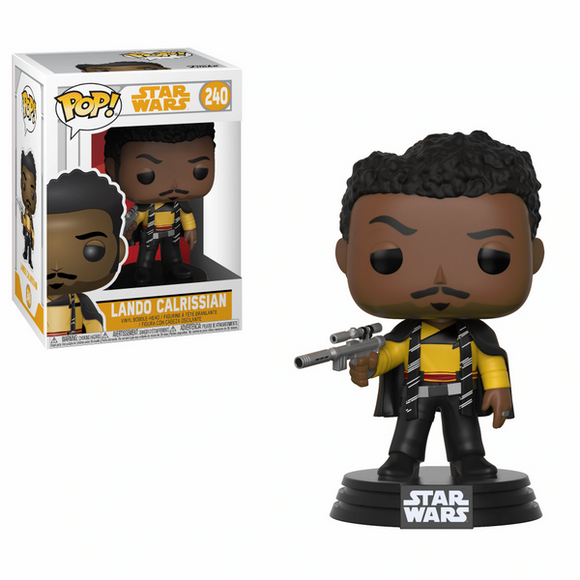 Lando Calrissian Funko POP #240