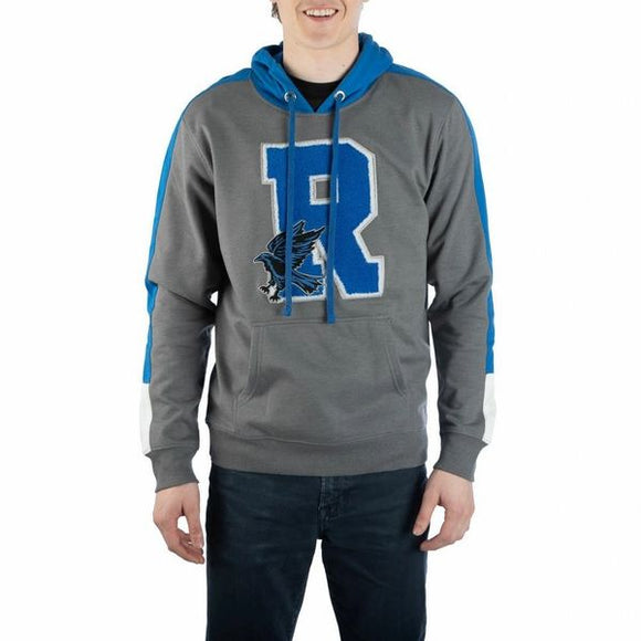 Ravenclaw Chenille Patch Pullover Hoodie