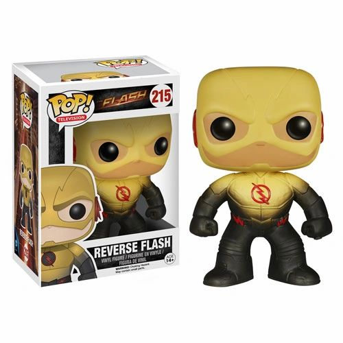Reverse Flash Funko Pop #215