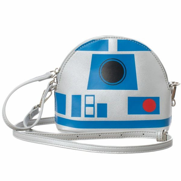 R2-D2 Crossbody Wristlet Purse