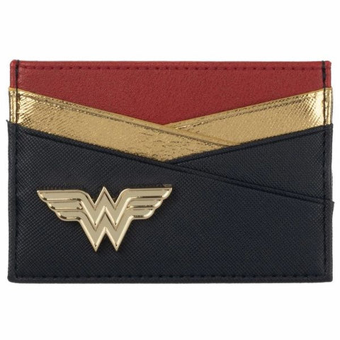Wonder Woman Cardholder Wallet