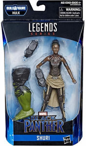 Shuri Avengers Endgame Marvel Legends Hulk BAF