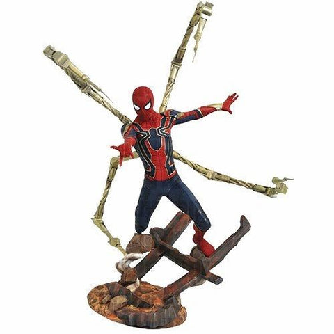 Iron Spider Marvel Premier Collection Statue