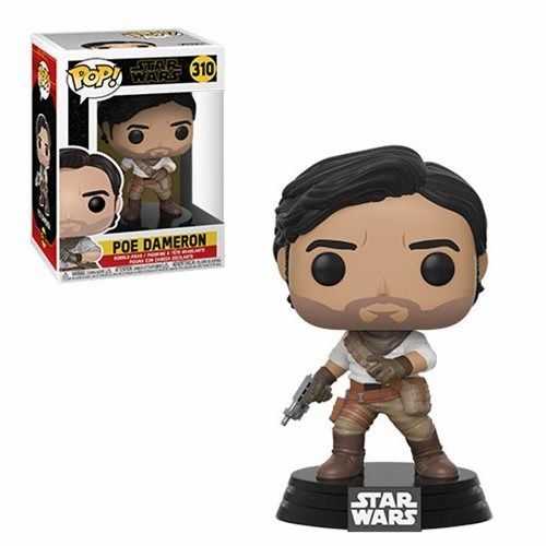 Poe Dameron Rise of Skywalker Funko Pop! #310