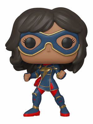 Kamala Khan Stark Tech Suit Funko Pop!