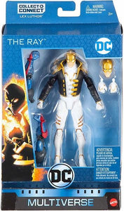 The Ray Multiverse Figure Luthor Wave