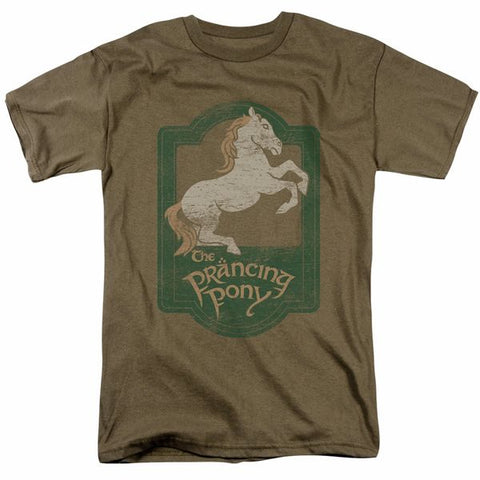 The Prancing Pony Inn Sign Lord of the Rings Shirt