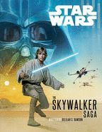 The Skywalker Saga Hardcover