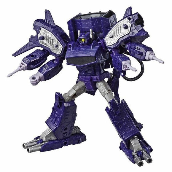Shockwave Generations Siege Leader