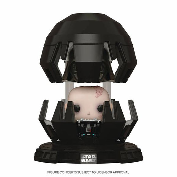 Darth Vader Meditation Chamber Funko Pop!