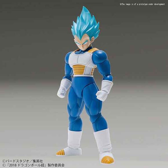 SSGSS Vegeta Figure Rise Model Kit (Special Color)