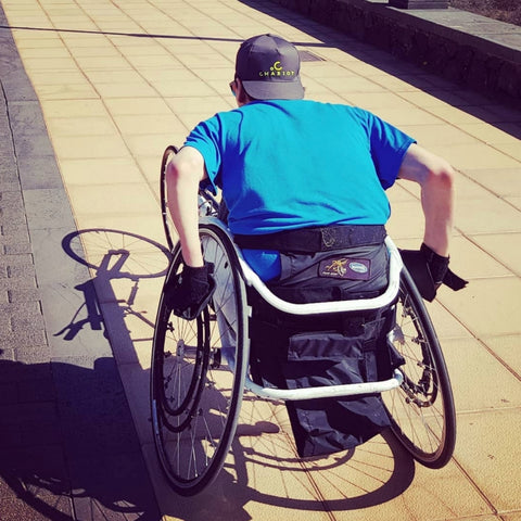Chariot Adaptive Clothing for Wheelchair Users and Outdoors