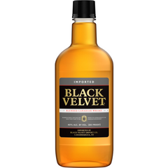 Black Velvet Plastic 2 750ml