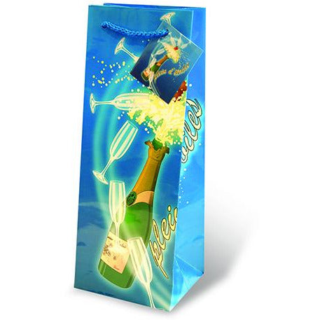 Champagne Stars Gift Bag 750ml