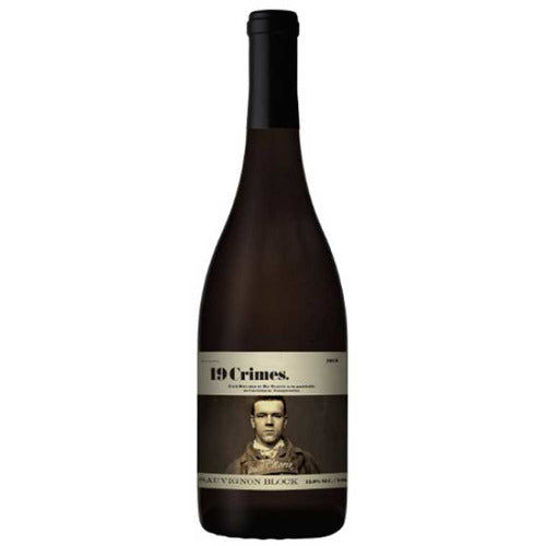 19 Crimes Sauvignon Blanc 750ml