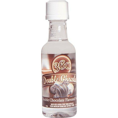 360 Double Chocolate Vodka 50ml