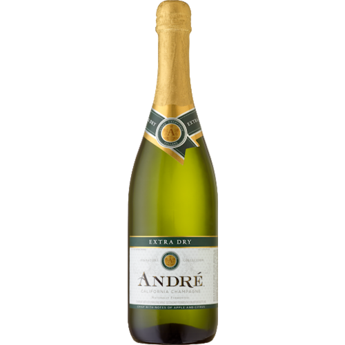 Andre Sparkling Wine Extra Dry 750ml