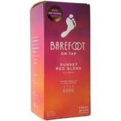 Barefoot Box Red Blend 3L
