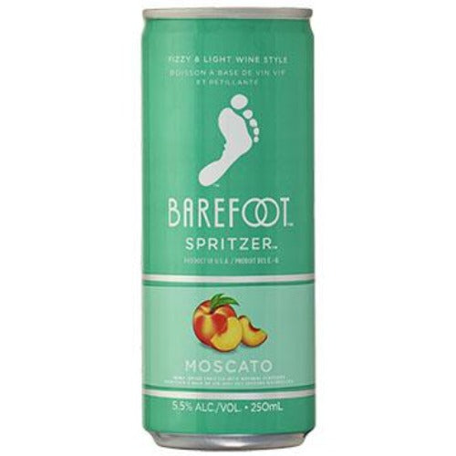 Barefoot Spritzer Moscato 250ml