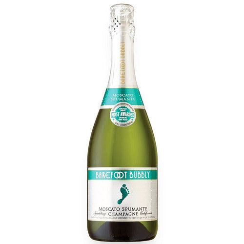Barefoot Bubbly Moscato 750ml