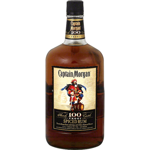 Captain Morgan 100 Rum 1.75L