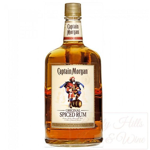 Captain Morgan Spiced Rum Plastic 1.75L