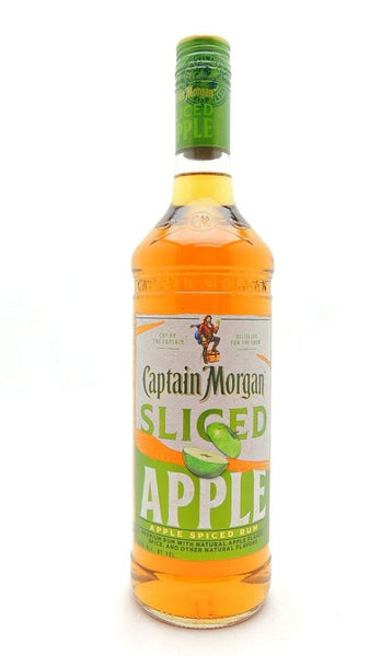 Captain Morgan Sliced Apple Rum 50ml