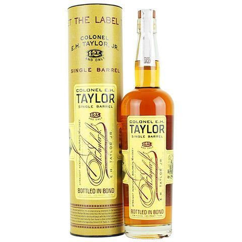 Colonel E H Taylor Single Barrel Bourbon 750ml