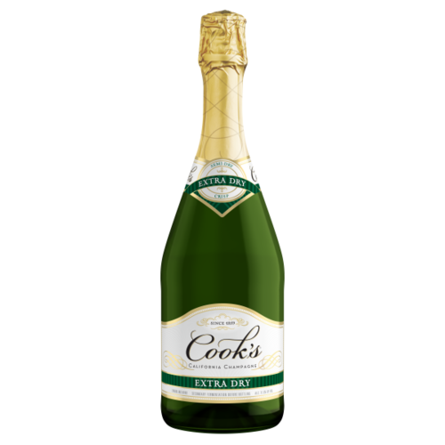 Cooks Extra Dry Sparkling Wine 750ml