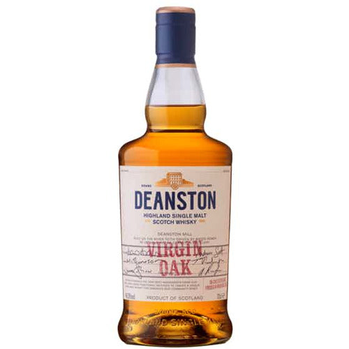 Deanston Virgin Oak Scotch 750ml