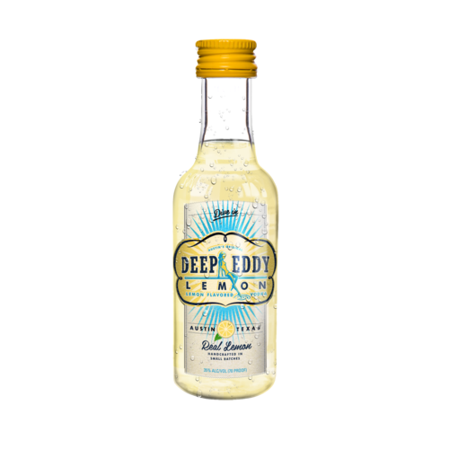Deep Eddy Lemon Vodka 50ml