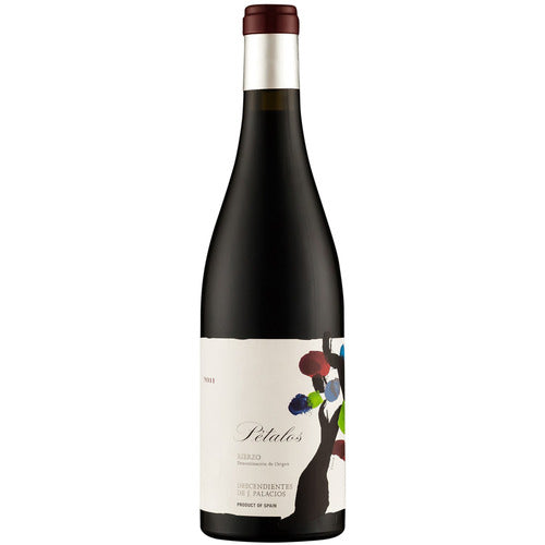 Descendientes J Petalos Mencia 750ml