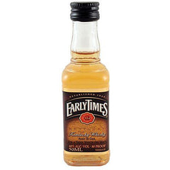 Early Times Bourbon 50ml