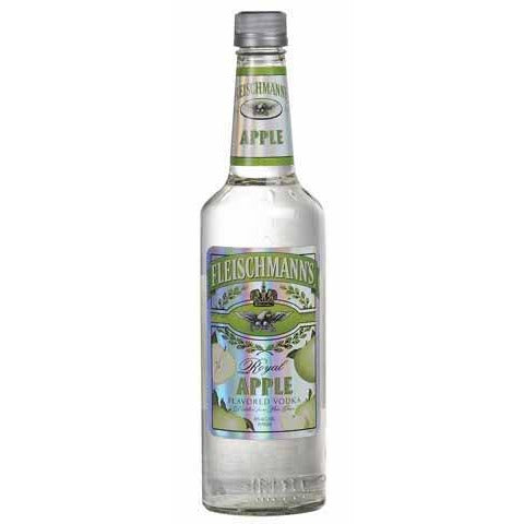 Fleischmann's Apple Vodka 1L