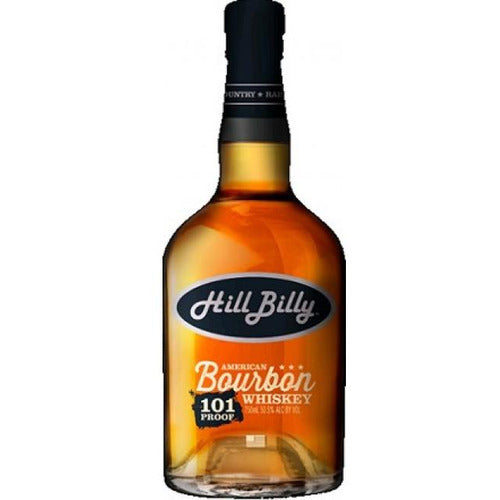 Hill Billy Bourbon 101° 750ml