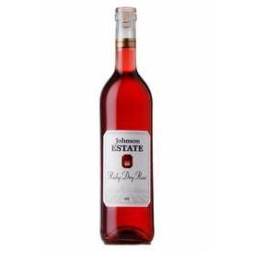 Johnson Estate Ruby Dry Rose 750ml