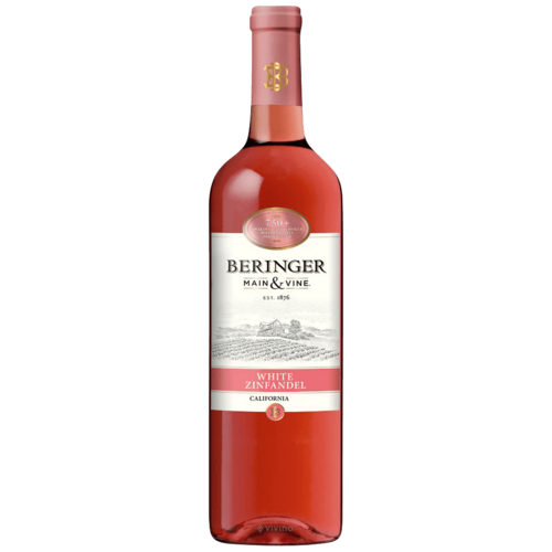 Beringer Main & Vine White Zinfandel 750ml
