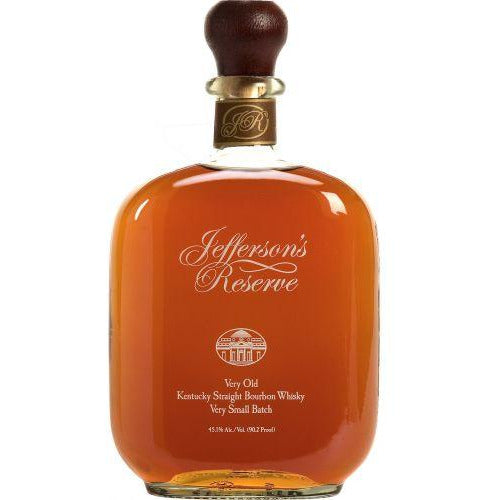 Jefferson's Reserve 750ml