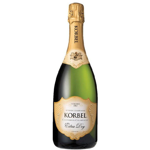 Korbel Extra Dry Champagne 1.5L