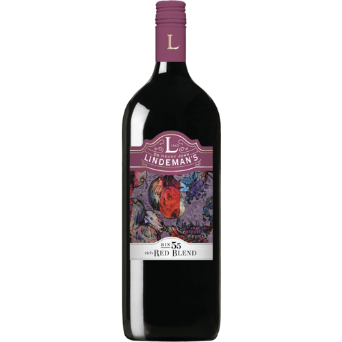 Lindemans Bin 55 Red Blend 1.5L