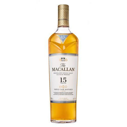 Macallan 15yr 750ml