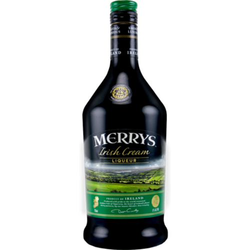 Merrys Irish Cream 1L
