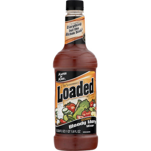 Master Of Mixes Loaded Bloody Mary 1L