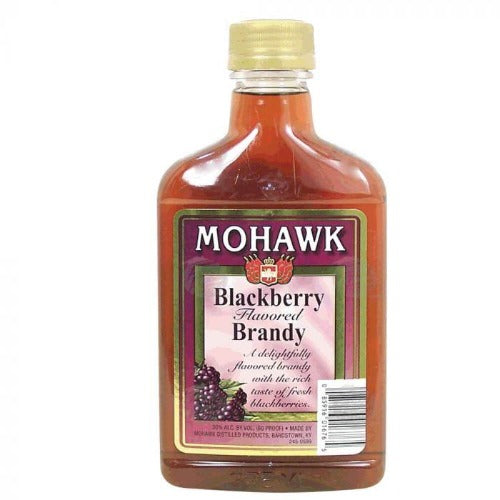 Mohawk Blackberry Brandy 200ml