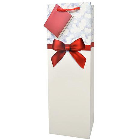 Red Ribbon Gift Bag