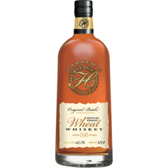 Parkers Heritage Wheat Whiskey 750ml