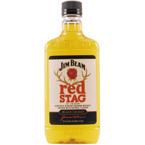Red Stag Black Cherry 375ml
